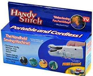 handy stitch sewing machine as seen on tv