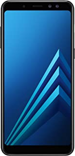 Samsung Galaxy A8 2018 Single Sim 32Gb Sm A530F Factory Unlocked 4G Smartphone International Version Black