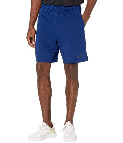 Nike Dry Shorts Hybrid 2.0 (Blue Void/Blue Void/Black) Men