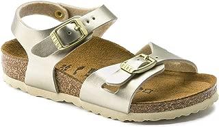 Birkenstock Kids Rio Sandal Gold - Narrow