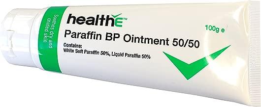 white soft paraffin 50 50