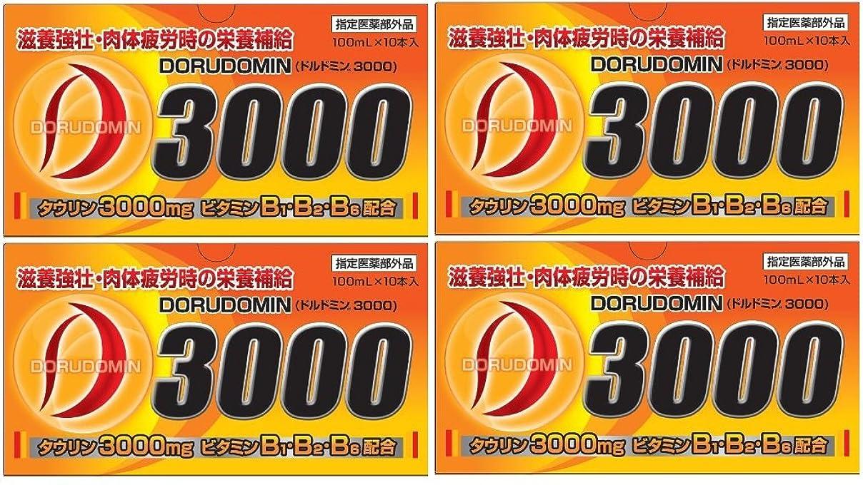 連邦兵士チャーム【まとめ買い】ドルドミン3000 10本パック [指定医薬部外品]×4個