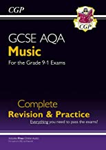 New 9-1 GCSE Music AQA Complete Revision & Practice: for exams from 2022 (CGP GCSE Music 9-1 Revision)