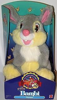 "Disney Thumper Bunny Rabbit Plush From Bambi 10"" Tall"