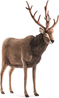 "HANSA Plush - 60"" Extra Large Reindeer"