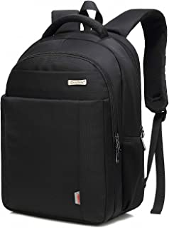 Laptop Backpack 15.6 Inch Business Travel Computer Bag Water Resistant College Student Bookbag with USB Charging Port for Men and Women