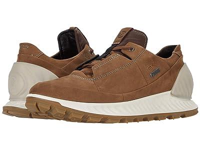 ECCO Sport Exostrike GORE-TEX(r) Sneaker (Cocoa Brown) Men