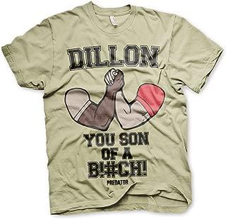 Officially Licensed Predator - The Epic Handshake Men's T-Shirt (Khaki)