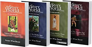 Story of the World, Text Bundle Paperback: History for the Classical Child: Ancient Times through The Modern Age