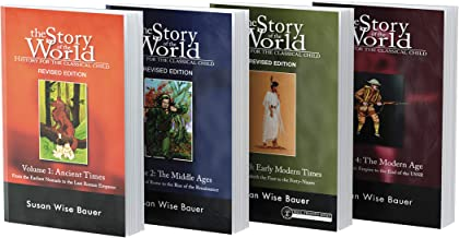 Story of the World, Text Bundle Paperback: History for the Classical Child: Ancient Times through The Modern Age (Story of the World) PDF