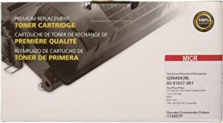 CIG 113857P Remanufactured High Yield MICR Toner Cartridge for HP 49X