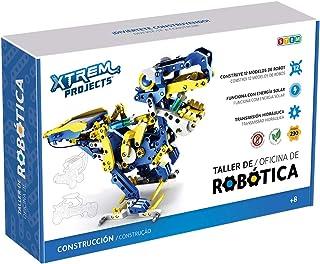 Xtrem Bots - Taller De Robótica Educativa, Juguetes Robotica para Niños 8 Años O Más, Robot Solar, Juegos Educativos, Cons...