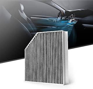 KAFEEK Cabin Air Filter Fits CUK 2450, CF11179, 8K0819439, 8K0819439A, 8K0819439B, Replacement for Audi, Q5, A4 QUATTRO, A4, A5 QUATTRO, A5, S5, S4, SQ5, RS5, Porsche Macan, Includes Activated Carbon