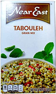 Near East Tabouleh Grain Mix 5.2 oz (Pack of 6)