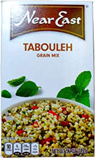 Near East Tabouleh Grain Mix 5.2 oz (Pack of 6)