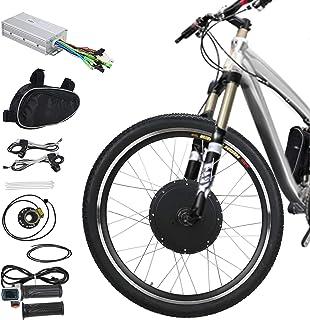 "Voilamart E-Bike Conversion Kit 26"" Front Wheel 36V 500W Electric Bicycle Conversion.."