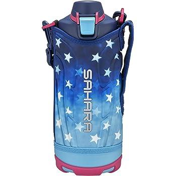 タイガー 水筒 1リットル サハラ ステンレスボトル スポーツ 直飲み 広口 保冷専用 ネイビー MME-F100AS