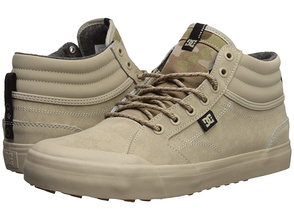 DC Evan Smith Hi WNT (Tan/Camo) Men