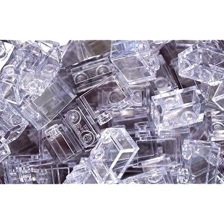 10 x Lego 1x1 Blanc Lisse plat tuile plaque carrée partie pièces Le Moins Cher Sur