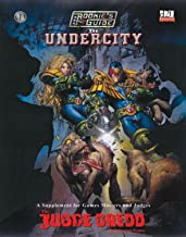 Judge Dredd: The Rookies Guide To The Undercity