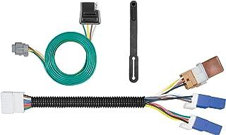 CURT 56225 Vehicle-Side Custom 4-Pin Trailer Wiring Harness for Select Nissan Frontier, Pathfinder, Xterra, Suzuki Equator
