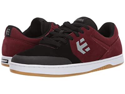 etnies Marana (Black/Dark Grey/Red) Men