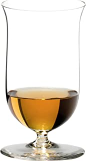 Riedel 4400/80 Sommeliers Series Single Malt Whiskey Glass, One Size, Clear