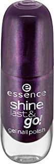 essence Shine Last & Go! Gel Nail Polish, 25 Arabian Nights