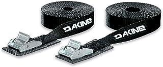 DAKINE(DAKINE) [汽车用品] 运输 绑带带 12' (2个 1套)[ AJ237-973 / TIE D STRAPS12' ] 冲浪 车 搬运 AJ237-973 BLK_黑色 F