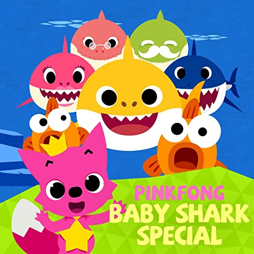 Halloween Shark by Pinkfong on Amazon Music - Amazon.com