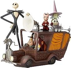 شخصيات ديزني تراديشنز من جيم شور ذا نايتمير بيفور كريسماس على مجسم سيارة مايور، 16.51 سم، متعدد الألوان من إينيسكو