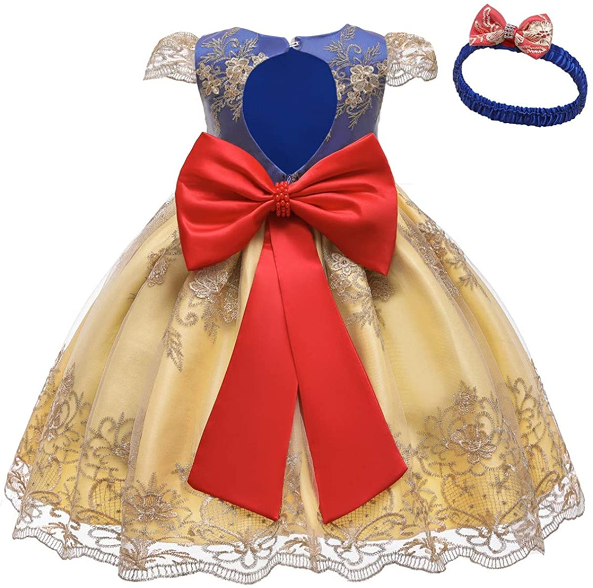 HOIZOSG Baby Girls Christening online shop Dress Wedding Party Ranking TOP16 Kids Birthday