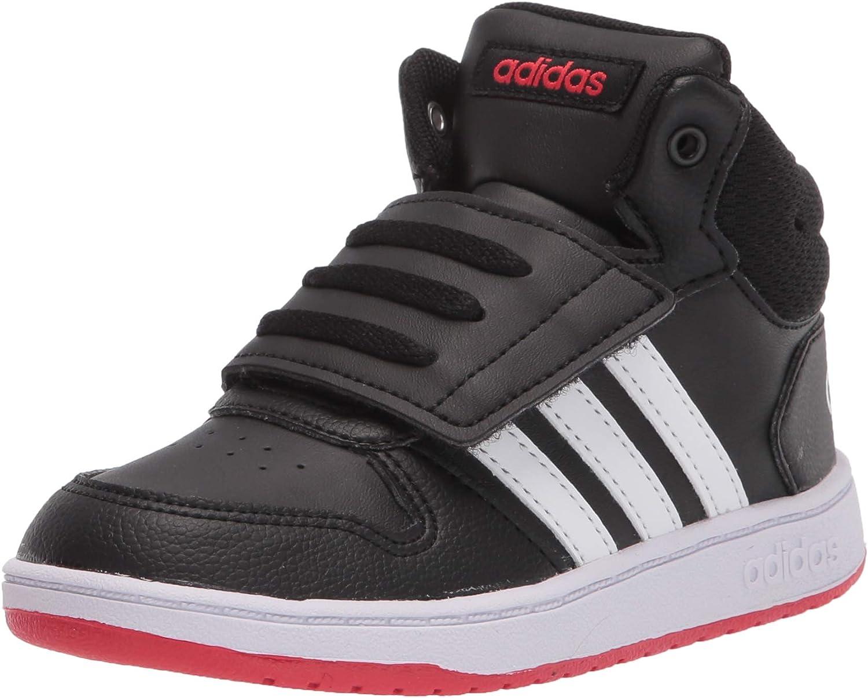 adidas Unisex-Child Hoops Mid 2.0 Basketball Shoe