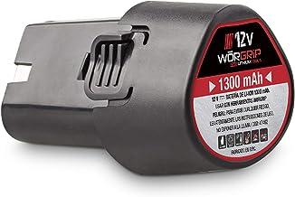 bateria para atornilladores y taladros worgrip pro 12 voltios. 1.3AH