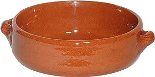 Amazing Cookware - Fuente Honda (Terracota, 15cm)