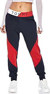 Tommy Hilfiger Women's WW0WW22377-Multicolored Tommy Hilfiger Fashion Joggers for Women - Multi Color