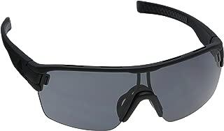 Unisex-Adult Zonyk Aero S ad06 75 9000 000S Shield Sunglasses, black matte, 68 mm