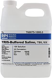 TRIS Buffered Saline, 10X Solution, 1 Liter