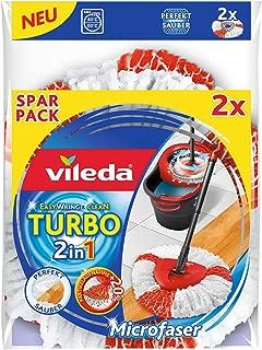 Vileda Turbo EasyWring & Clean - Cabezal de repuesto 2
