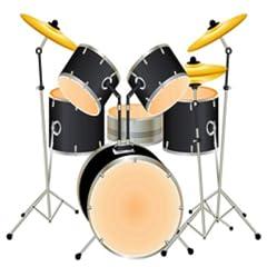 Ba dum tss (joke drum sound) generator Easy volume adjustment Easy sound producing method