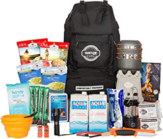 72 hour preparedness kit