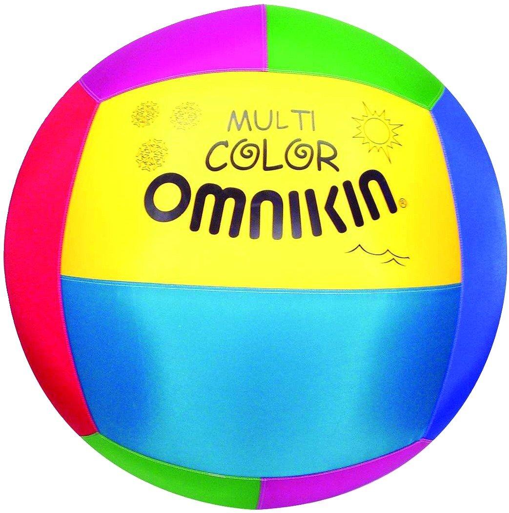 Omnikin - M712110 - Juego de Pelota Multicolor - 84 Cm: Amazon.es ...