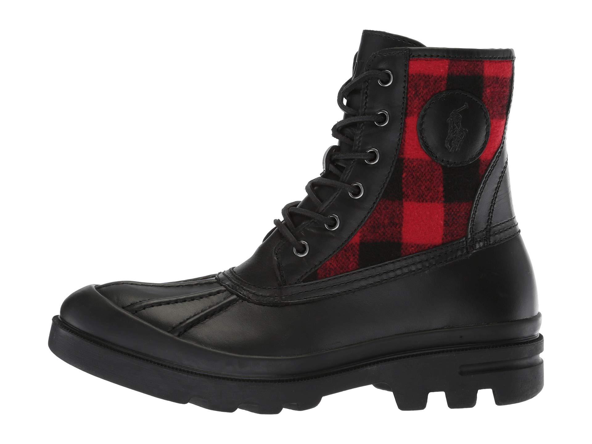 black Udel Polo Black red Ralph Lauren wSWP84