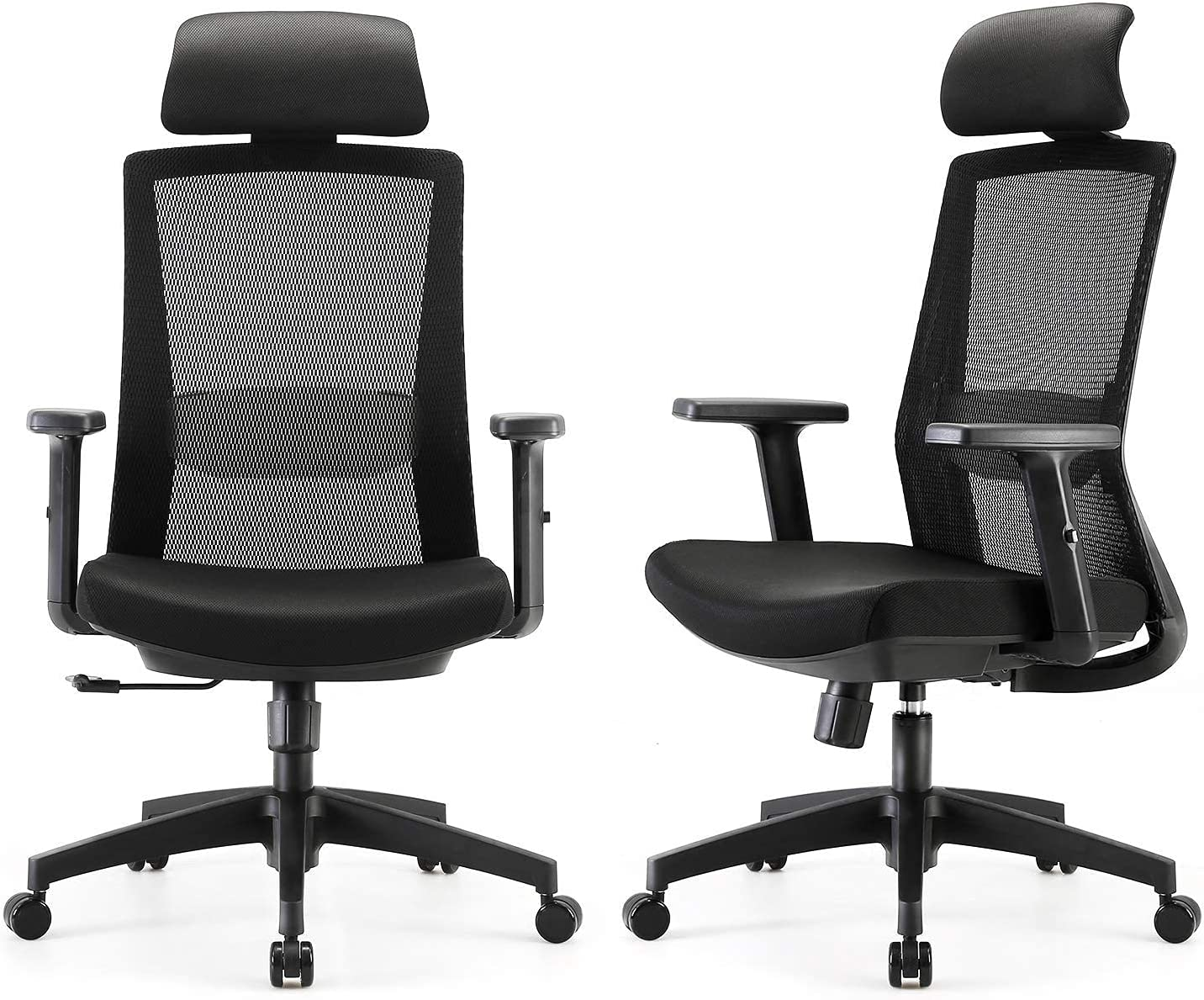 100% quality warranty SIHOO Ergonomic Home Office Chair Desk with OFFicial site Swivel Adjust