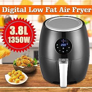 Friteuse à air,friteuse électrique sans Huile de 3,5 L,écran Tactile,minuterie et contrôle de température réglable pour Un...