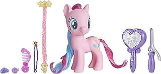 "My Little Pony Magical Salon Pinkie Pie Toy -- 6"" Hair Styling Fashion Pony"