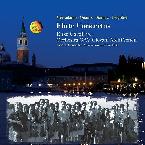 Concerto Per Flauto E Orchestra Darchi No 2 In Minor Op