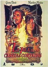 La Isla de las Cabezas Cortadas BDr 1995 Cutthroat Island [Blu-ray]