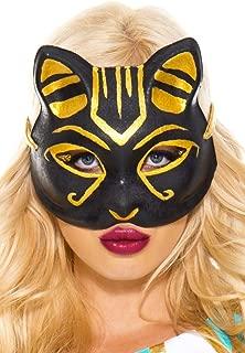 Music Legs Egyptian Cat Mask, Egyptian Mask