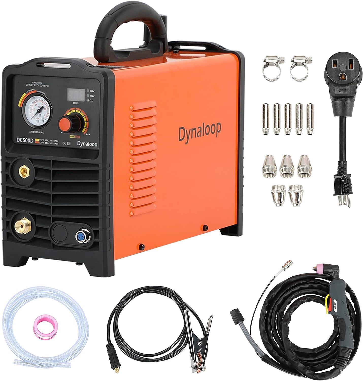 50A Plasma Cutter 70% OFF Outlet DC500D 110 Rapid rise 10mm C Cutting 220V Machine